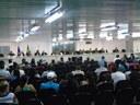 Vereadores debatem sobre projetos durante a sessão. 27/03/2017 - FOTO: Humberto Cellus
