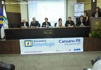 Câmara de Caruaru (PE) sedia Encontro Interlegis no Agreste