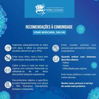 Câmara lança campanha de conscientização contra Covid-19