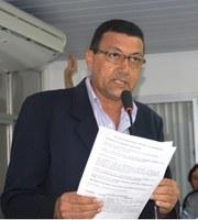 VEREADOR COBRA CONCLUSÃO DAS OBRAS DO CORPO DE BOMBEIROS